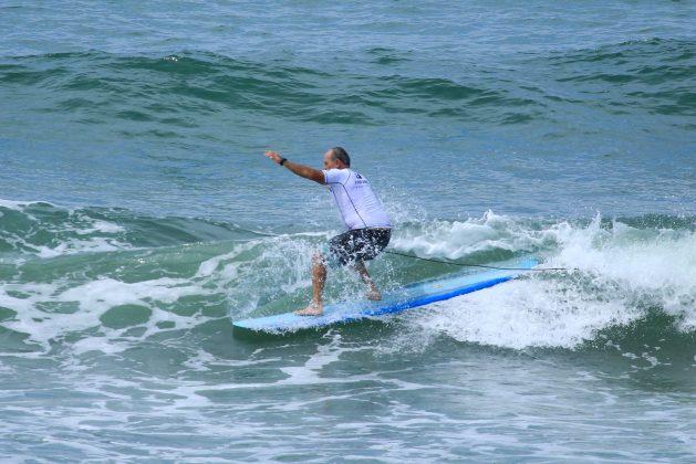 Mauro Raposo, Fico Surf Festival 2018, praia do Tombo, Guarujá (SP). Foto: Silvia Winik.