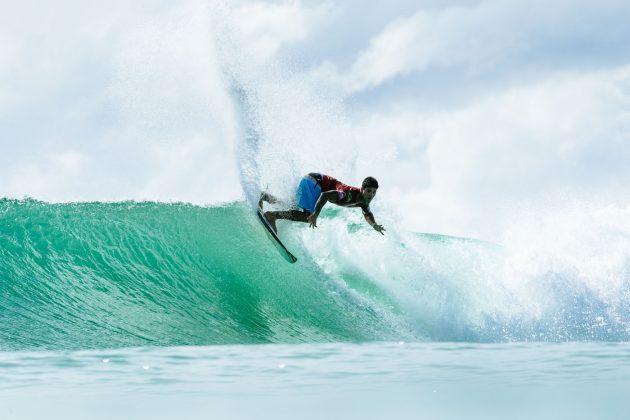 Gabriel Medina, Quiksilver Pro 2018, Gold Coast, Austrália. Foto: WSL / Sloane.