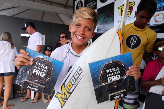 Pedro Rian, Pena Paracuru Pro 2018, Ronco do Mar, Paracuru (CE). Foto: Lima Jr..
