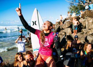 Roxy Pro 2018, Gold Coast, Austrália