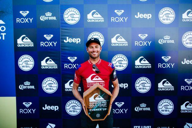 Adrian Buchan, Quiksilver Pro 2018, Gold Coast, Austrália. Foto: WSL / Sloane.
