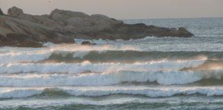Praia da Vila, Imbituba (SC)