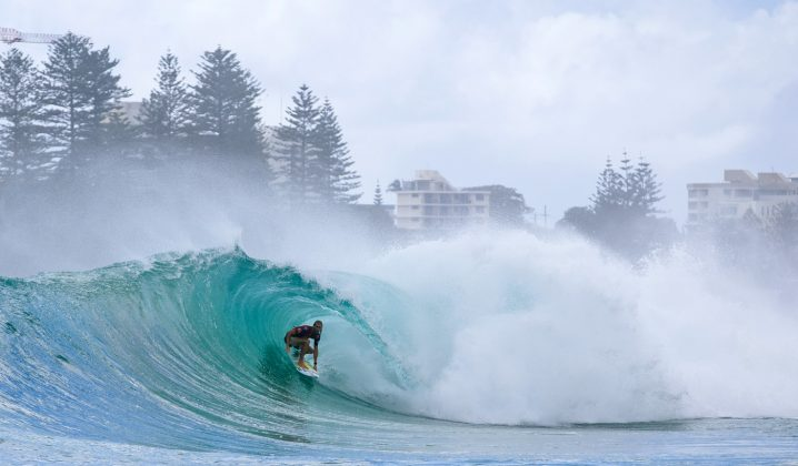 Owen Wright, Quiksilver Pro 2018, Gold Coast, Austrália. Foto: WSL / Sloane.