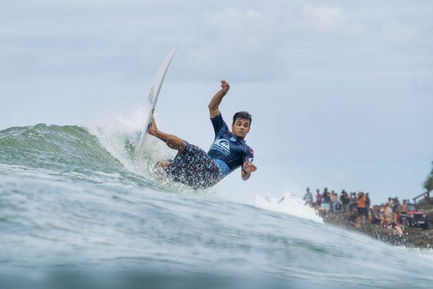 Ezekiel Lau, Quiksilver Pro 2018, Gold Coast, Austrália. Foto: WSL / Cestari.