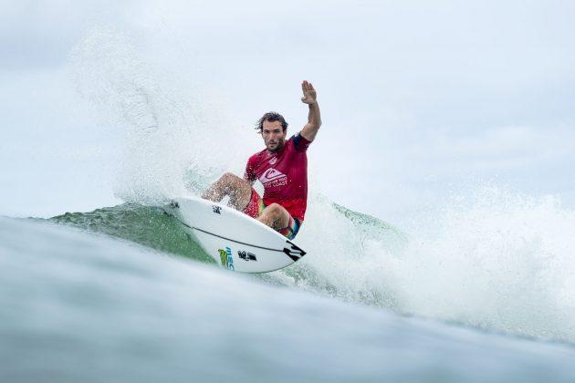 Frederico Morais, Quiksilver Pro 2018, Gold Coast, Austrália. Foto: WSL / Cestari.
