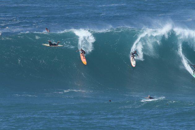 Renan Hanada, Waimea, North Shore de Oahu, Havaí. Foto: Marcela Jamacaru.
