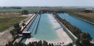 Surf Ranch, Lemoore, Califórnia (EUA).