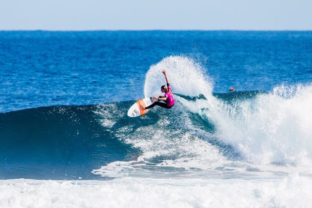 Keely Andrew. Margaret River Pro 2018, Surfers Point, Austrália. Foto: WSL / Dunbar