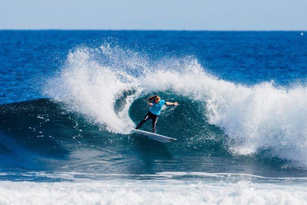 Macy Callaghan. Margaret River Pro 2018, Surfers Point, Austrália. Foto: WSL / Dunbar