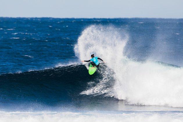 Mikaela Greene. Margaret River Pro 2018, Surfers Point, Austrália. Foto: WSL / Dunbar