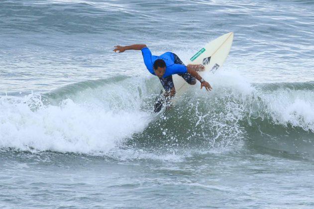 Jojó de Olivença, Fico Surf Festival 2018, praia do Tombo, Guarujá (SP). Foto: Silvia Winik.