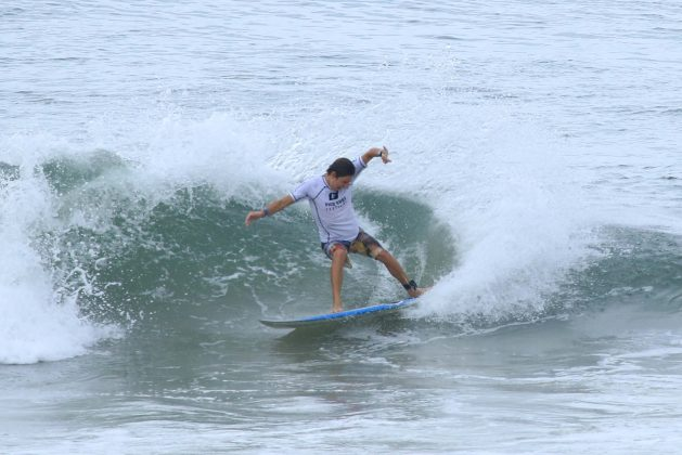 Juquinha Junior, Fico Surf Festival 2018, praia do Tombo, Guarujá (SP). Foto: Silvia Winik.