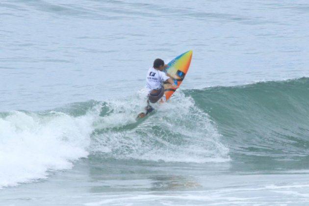 Kalani Robles, Fico Surf Festival 2018, praia do Tombo, Guarujá (SP). Foto: Silvia Winik.