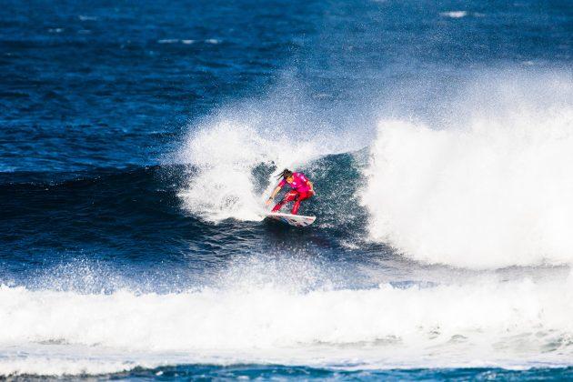 Silvana Lima. Margaret River Pro 2018, Surfers Point, Austrália. Foto: WSL / Dunbar