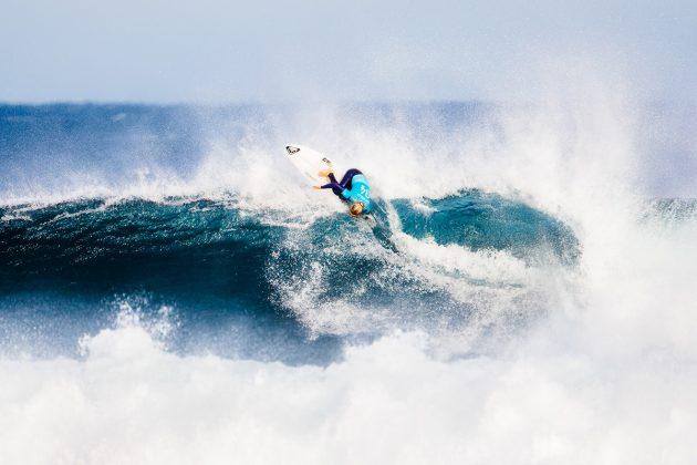 Bronte Macaulay. Margaret River Pro 2018, Surfers Point, Austrália. Foto: WSL / Dunbar