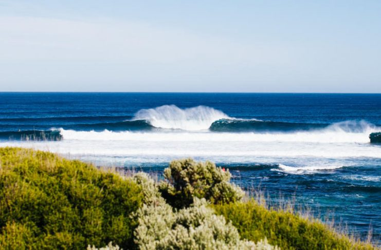 Surfers Point, Margaret River, Austrália