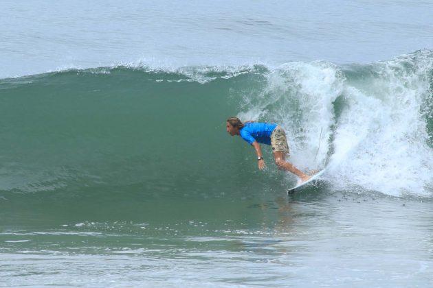 Pedro Bianchini, Fico Surf Festival 2018, praia do Tombo, Guarujá (SP). Foto: Silvia Winik.