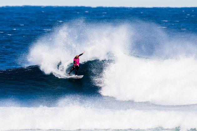 Lakey Peterson. Margaret River Pro 2018, Surfers Point, Austrália. Foto: WSL / Dunbar