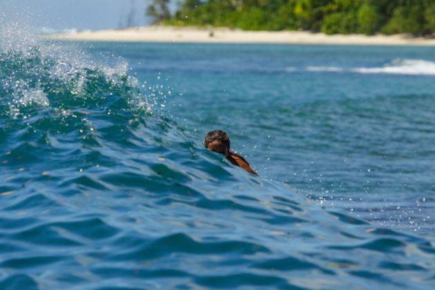 Rebecca Ann. Ilhas Mentawai, Indonésia. Foto: Bruno Veiga / Liquid Eye