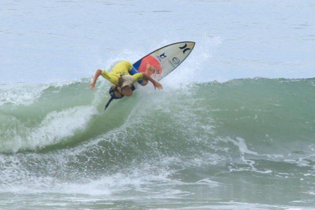 Rodrigo Saldanha, Fico Surf Festival 2018, praia do Tombo, Guarujá (SP). Foto: Silvia Winik.