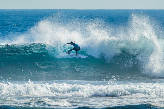 Johanne Defay. Margaret River Pro 2018, Surfers Point, Austrália. Foto: WSL / Cestari