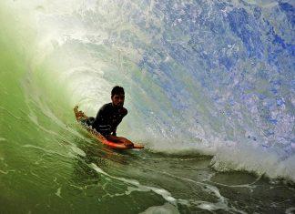 Eder Luciano, Praia do Estaleirinho, Balneário Camboriú (SC)