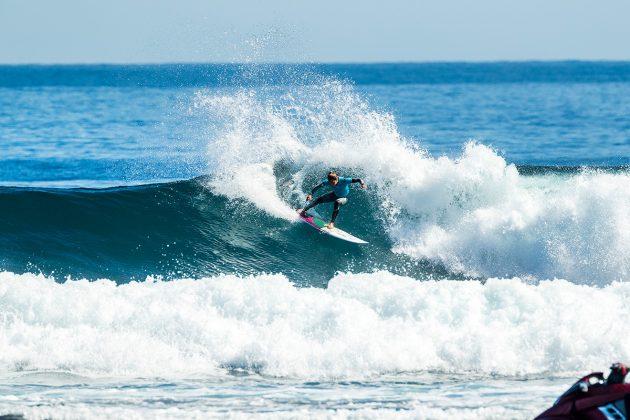 Sally Fitzgibbons. Margaret River Pro 2018, Surfers Point, Austrália. Foto: WSL / Cestari