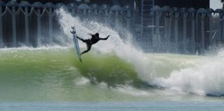 Griffin Colapinto, Surf Ranch, Califórnia (EUA)