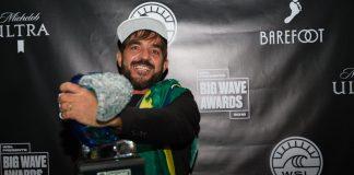 WSL Big Wave Awards 2018, Califórnia (EUA)