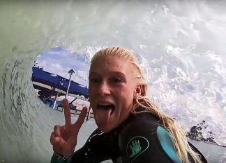 Tatiana Weston-Webb, Surf Ranch, Califórnia (EUA)