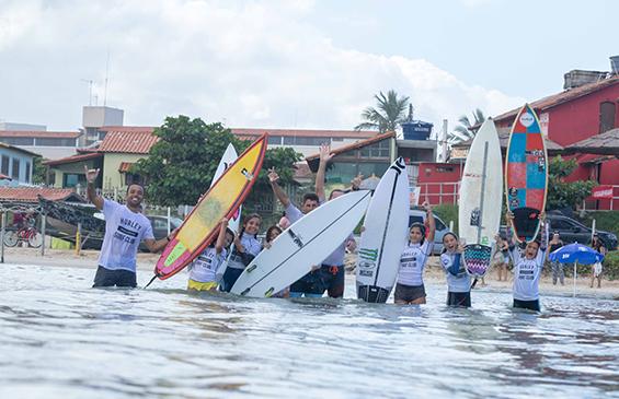 Hurley Surf Club. Lagoa da Barrinha, Saquarema (RJ). Foto: Henrique Pinguim