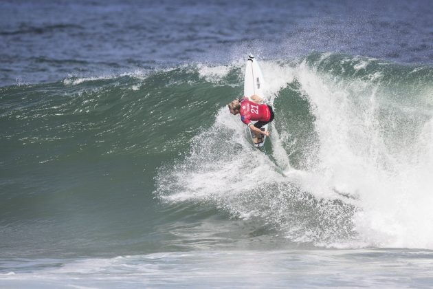 Adrian Buchan. Oi Rio Pro 2018, Barrinha, Saquarema (RJ). Foto: WSL / Poullenot