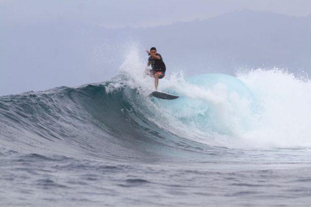 Alexandre Bicudo, Nipussy, Ilhas Mentawai, Indonésia. Foto: Osmar Rezende Filho.