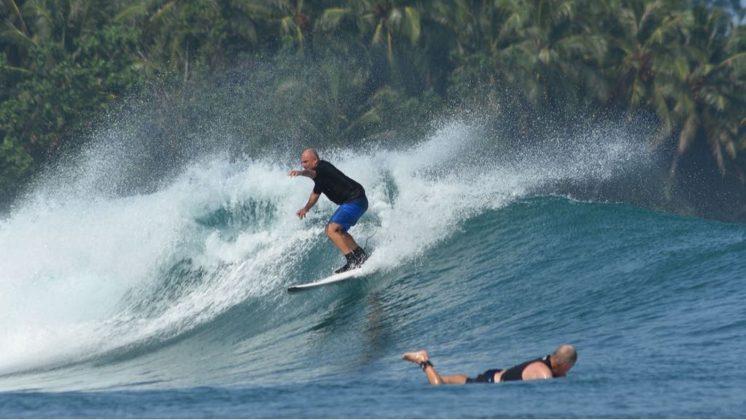 André Ferretti, Bang Bang, Ilhas Mentawai, Indonésia. Foto: Osmar Rezende Filho.