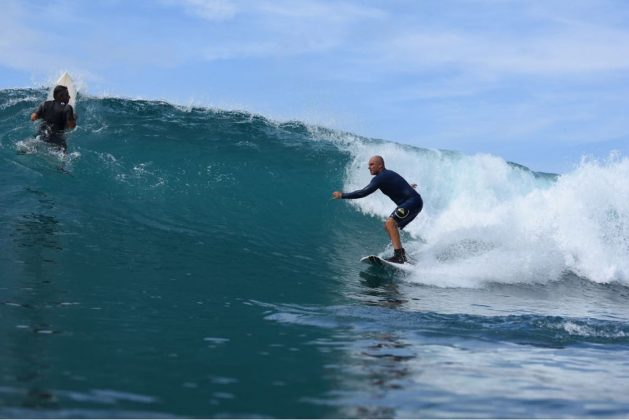 André Ferretti, Nipussy, Ilhas Mentawai, Indonésia. Foto: Osmar Rezende Filho.