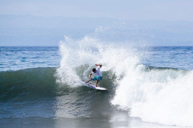 Oney Anwar. Bali Pro 2018, Keramas, Indonésia. Foto: WSL / Sloane