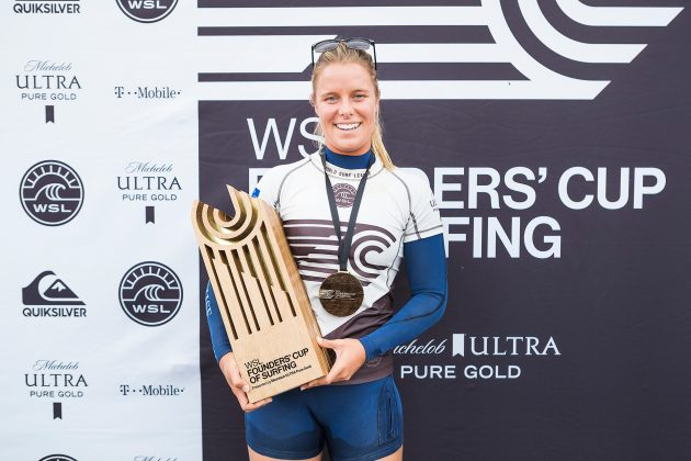 Bianca Buitendag, Founder's Cup 2018, Lemoore, Califórnia (EUA). Foto: WSL / Cestari.