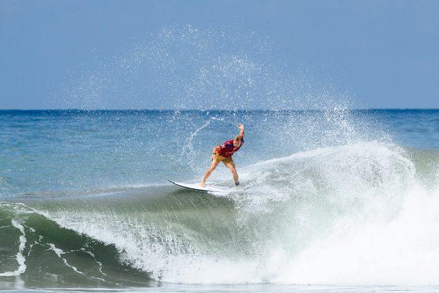 Ace Buchan. Bali Pro 2018, Keramas, Indonésia. Foto: WSL / Sloane