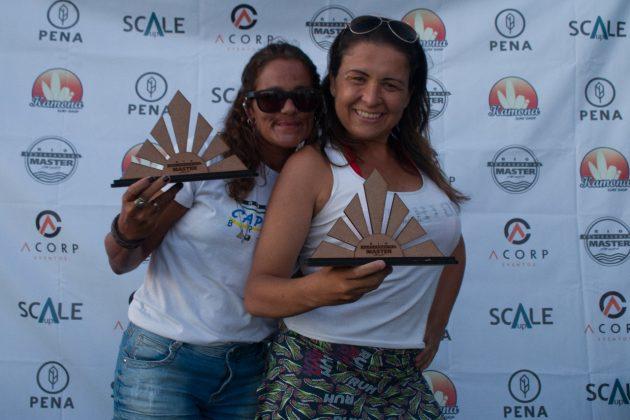 Campeãs da Feminino Master, Rio Bodyboarding Master Series 2018, Praia Brava, Arraial do Cabo (RJ). Foto: David Ventura.