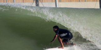 Michael Rodrigues, Surf Ranch