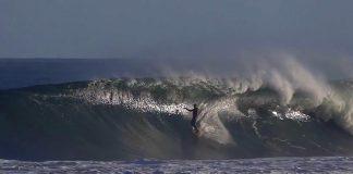 Big surf em Maresias