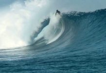 Andrew Jacobson, Cloudbreak, Fiji