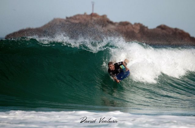 Claudio Marques. Rio Bodyboarding Master Series 2018, Praia Brava, Arraial do Cabo (RJ). Foto: David Ventura