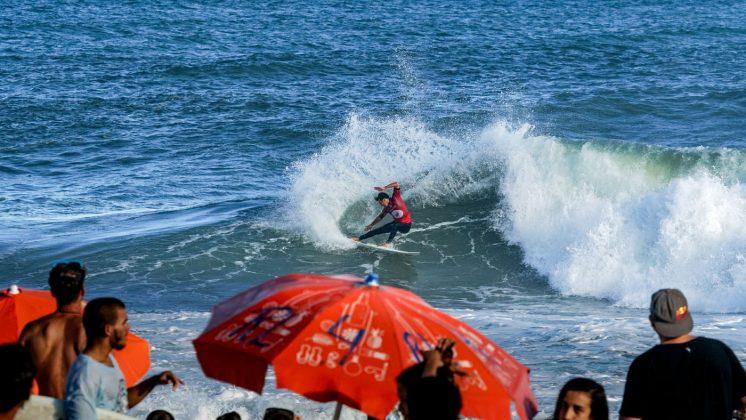 Jeremy Flores. Oi Rio Pro 2018, Barrinha, Saquarema (RJ). Foto: Renan Vignoli