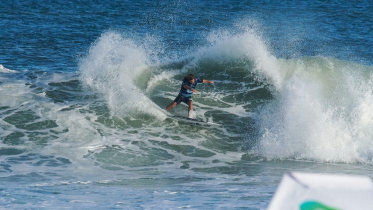 Wade Carmichael. Oi Rio Pro 2018, Barrinha, Saquarema (RJ). Foto: Renan Vignoli