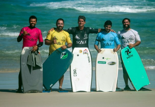 Equipe 6, Rio Bodyboarding Master Series 2018, Praia Brava, Arraial do Cabo (RJ). Foto: David Ventura.
