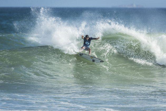 Ezekiel Lau, Oi Rio Pro 2018, Barrinha, Saquarema (RJ). Foto: WSL / Poullenot.