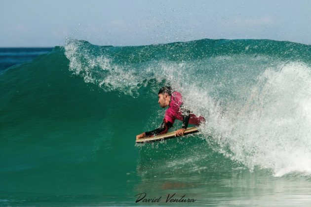 Felipe Colombo. Rio Bodyboarding Master Series 2018, Praia Brava, Arraial do Cabo (RJ). Foto: David Ventura