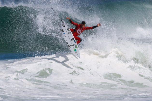 Filipe Toledo. Oi Rio Pro 2018, Barrinha, Saquarema (RJ). Foto: Sebastian Rojas