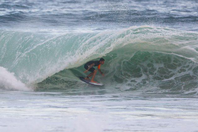 Gabriel Medina. Oi Rio Pro 2018, Itaúna, Saquarema (RJ). Foto: Sebastian Rojas